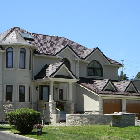 Metal roofing in Edmonton - AMT Roofing