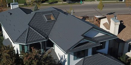 Metal Roofing Edmonton   Residential & Commercial   AMT Roofing
