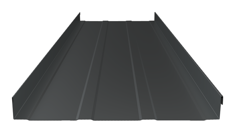 ML150D standing seam double folded